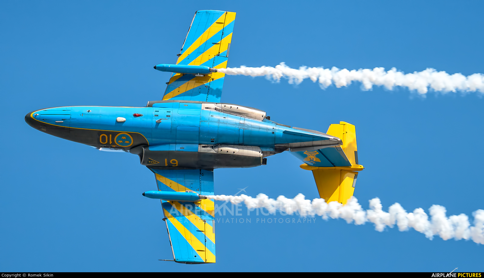 Sweden - Air Force 60061 aircraft at Ostrava Mošnov