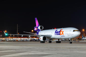 N575FE - FedEx Federal Express McDonnell Douglas MD-11F