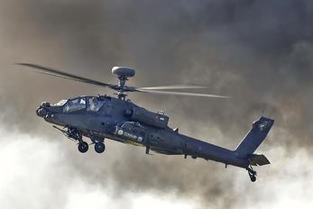 ZJ208 - UK - Army Air Corps Westland Apache AH.1