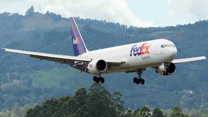 N121FE - FedEx Federal Express Boeing 767-300F