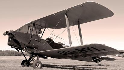 OO-BYL -  de Havilland DH. 82 Tiger Moth