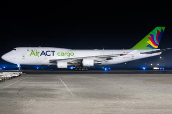 TC-ACG - ACT Cargo Boeing 747-400BCF, SF, BDSF