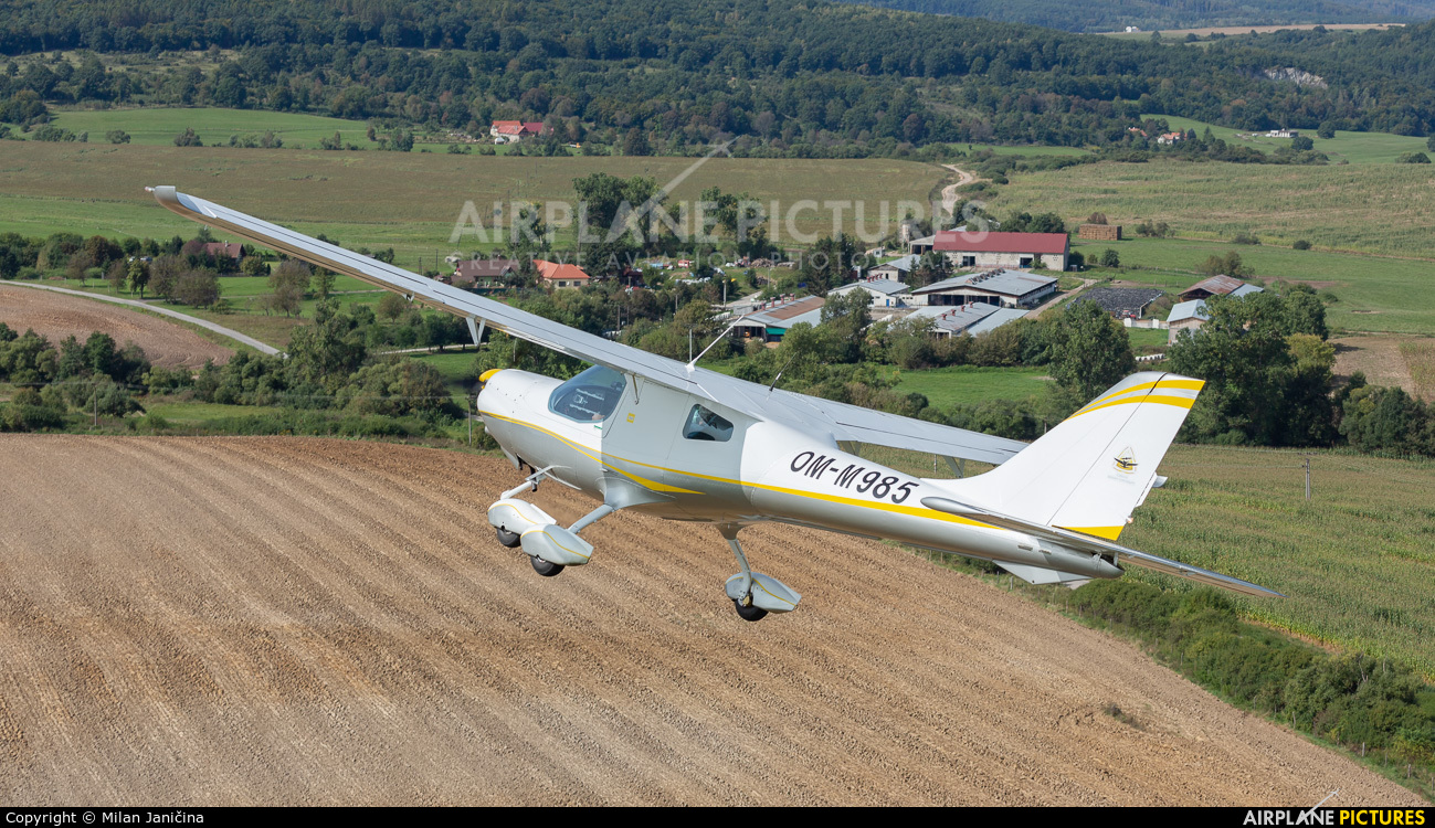 Private OM-M985 aircraft at In Flight - Slovakia