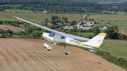 OM-M985 - Private CZAW / Czech Sport Aircraft PS-10 Tourer