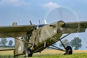 V-618 - Switzerland - Air Force Pilatus PC-6 Porter (all models)