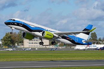 YL-CSJ - Air Baltic Airbus A220-300