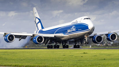 VQ-BFE - Air Bridge Cargo Boeing 747-8F