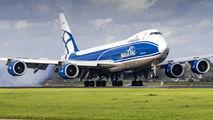 VQ-BFE - Air Bridge Cargo Boeing 747-8F aircraft
