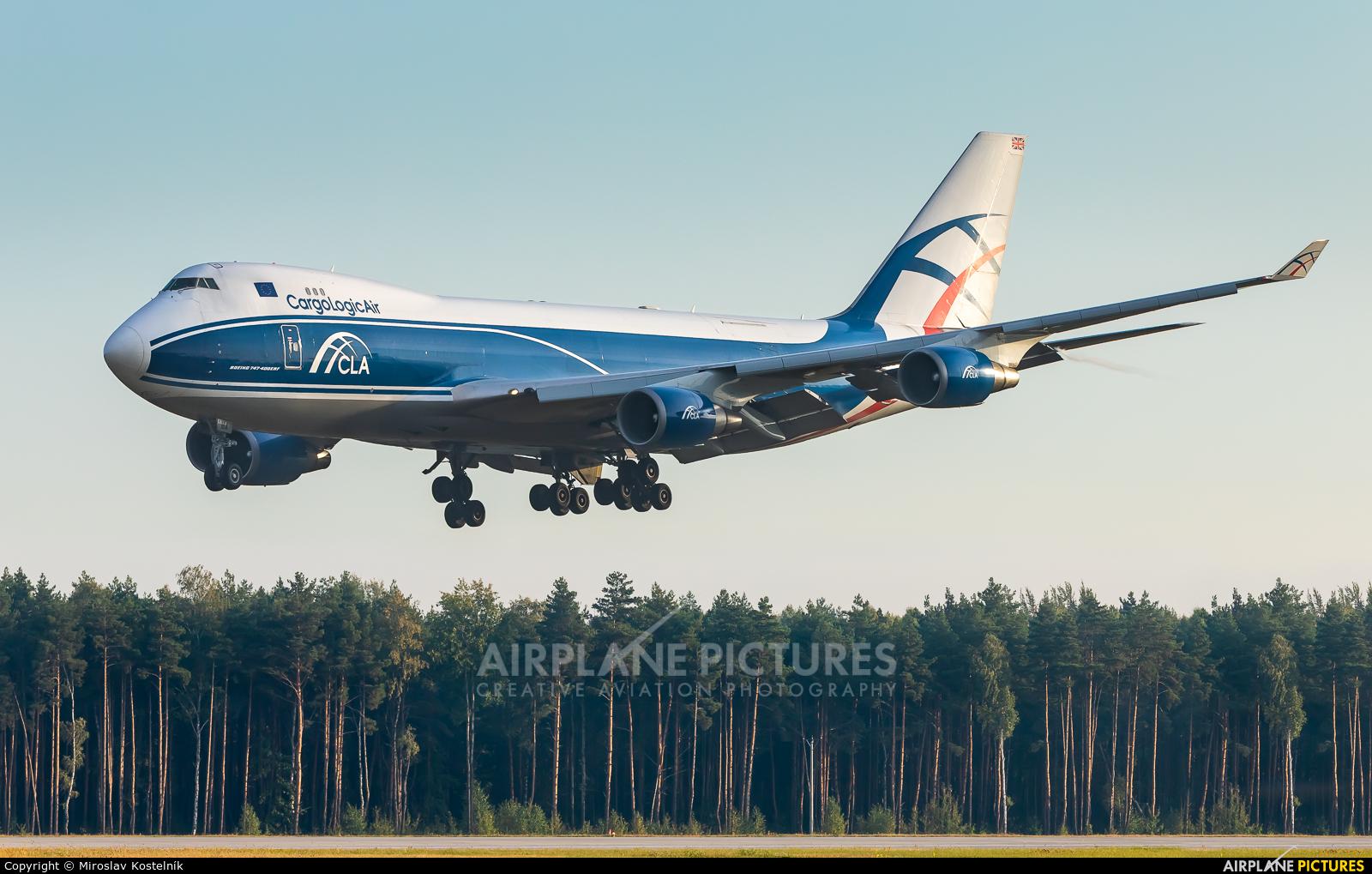 Cargologicair G-CLBA aircraft at Katowice - Pyrzowice