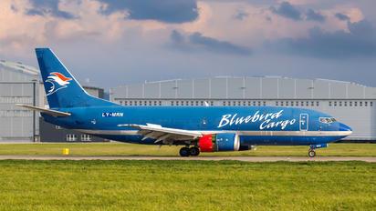LY-MRN - KlasJet Boeing 737-300F