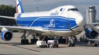 #2 Cargologicair Boeing 747-400F, ERF G-CLBA taken by Piotr Gryzowski