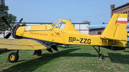 SP-ZZG - EADS - Agroaviation Services PZL M-18 Dromader