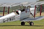G-PWBE - Private de Havilland DH. 82 Tiger Moth aircraft