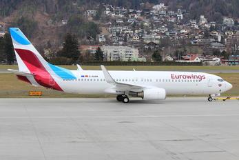 D-ABKM - Eurowings Boeing 737-86J