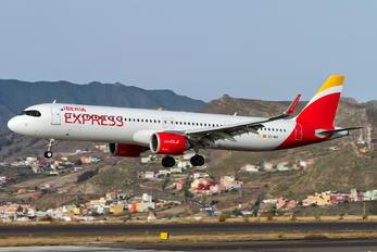 EC-NIA - Iberia Express Airbus A321 NEO