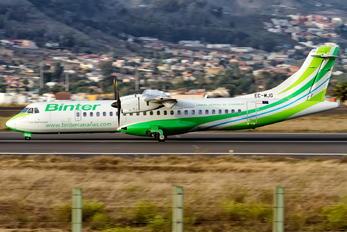 EC-KGI - CanaryFly ATR 72 (all models)