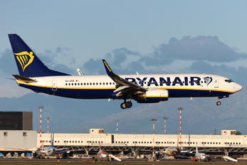 9H-QDE - Ryanair (Malta Air) Boeing 737-8AS
