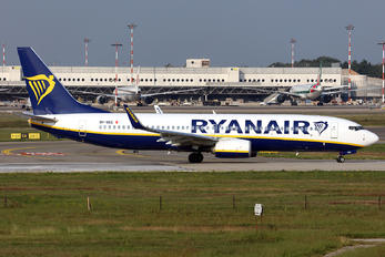 9H-QEE - Ryanair (Malta Air) Boeing 737-8AS