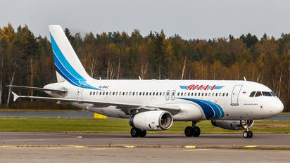 VQ-BWZ - Yamal Airlines Airbus A320
