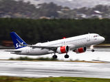 SE-ROO - SAS - Scandinavian Airlines Airbus A320 NEO aircraft