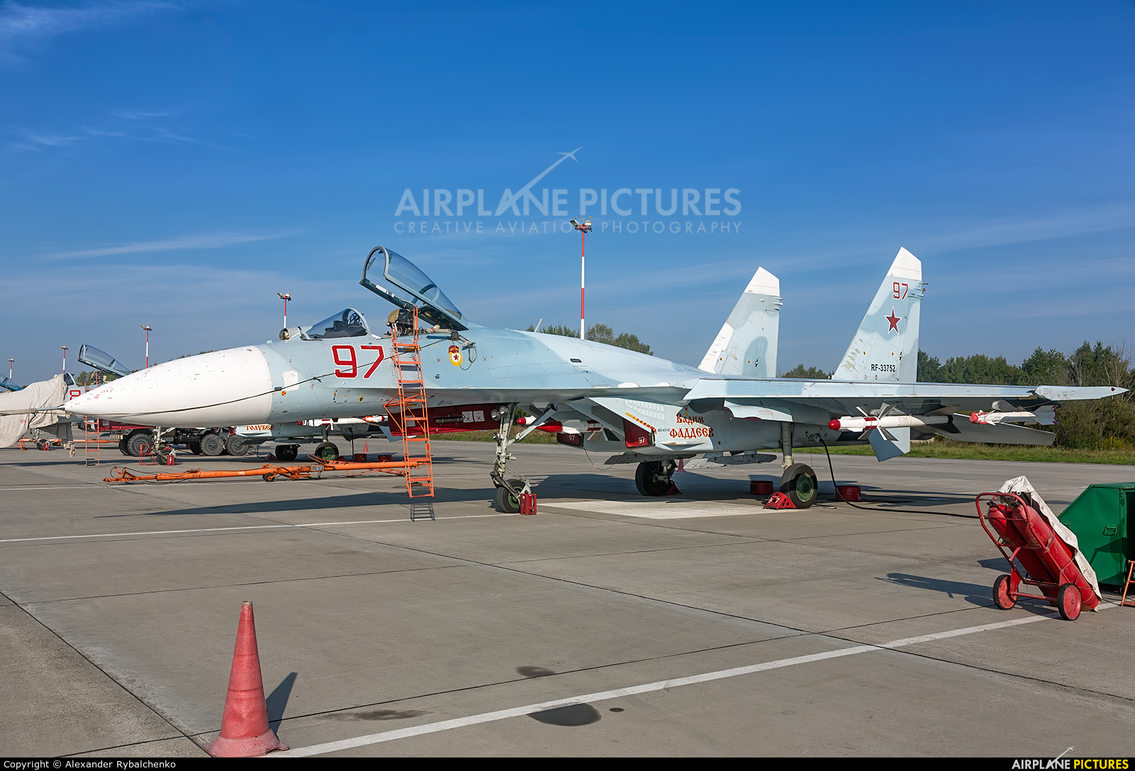Russia - Navy RF-33752 aircraft at Undisclosed Location