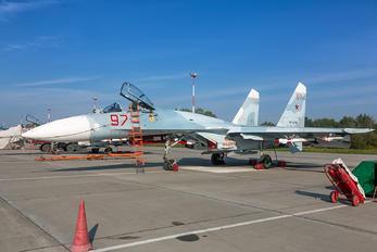 RF-33752 - Russia - Navy Sukhoi Su-27P