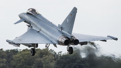 31+32 - Germany - Air Force Eurofighter Typhoon