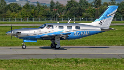 OK-PMA - Private Piper PA-46-M600