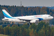 VQ-BWZ - Yamal Airlines Airbus A320 aircraft