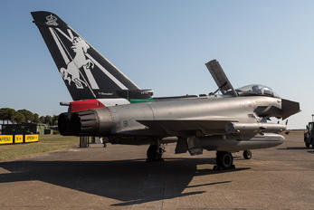 MM7340 - Italy - Air Force Eurofighter Typhoon S