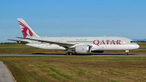 A7-BCK - Qatar Airways Boeing 787-8 Dreamliner aircraft