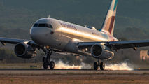 OE-LYY - Eurowings Europe Airbus A319 aircraft