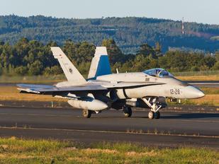 C.15-70 - Spain - Air Force McDonnell Douglas EF-18A Hornet