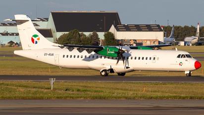 OY-RUN - Danish Air Transport ATR 72 (all models)