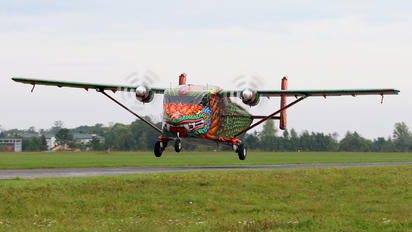 SP-HIP - Private Short SC.7 Skyvan