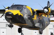 - - Private Casa C-212 Aviocar aircraft