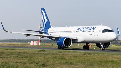 SX-NEA - Aegean Airlines Airbus A320 NEO