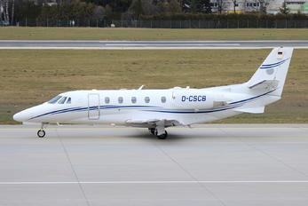 D-CSCB - Silver Cloud Air Cessna 560XL Citation Excel