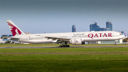 A7-BAN - Qatar Airways Boeing 777-300ER