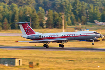RF-66015 - Russia - Air Force Tupolev Tu-134Sh