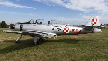 SP-YBX - Private PZL TS-8 Bies