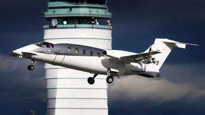 OE-FVS - Schenk Air Piaggio P.180 Avanti I & II