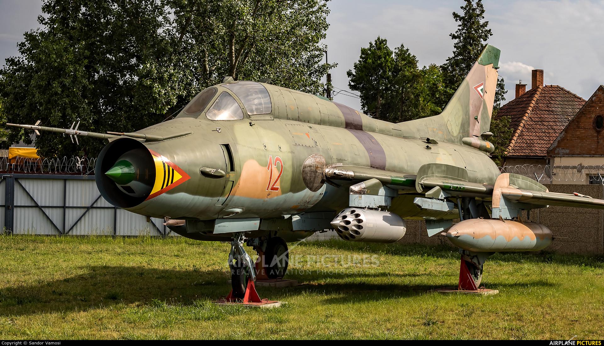 Hungary - Air Force 12 aircraft at Off Airport - Hungary