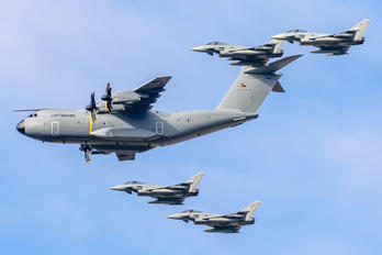 54+33 - Germany - Air Force Airbus A400M