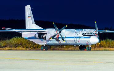 RA-26180 - TsSKB-Progress Antonov An-26 (all models)