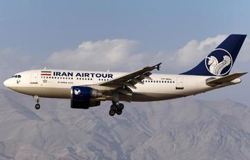 EP-MDL - Iran Airtour Airbus A310