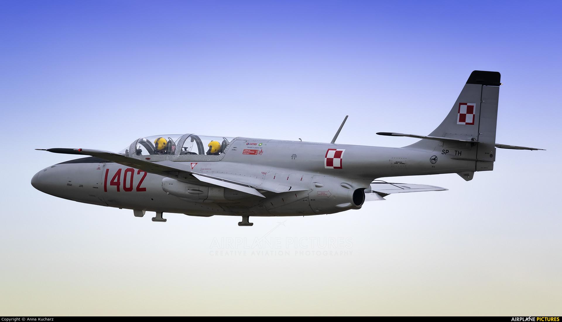 Fundacja Biało-Czerwone Skrzydła SP-YTH aircraft at Piotrków Trybunalski
