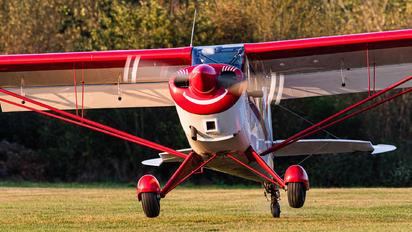 D-ETKH - Private Aviat A-1 Husky