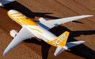 9V-OFD - Scoot Boeing 787-8 Dreamliner aircraft