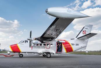 OK-JRY - Poland - Polish Border Guard LET L-410UVP-E20 Turbolet
